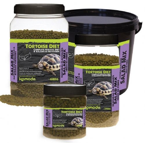 Komodo Tortoise Diet Salad Mix